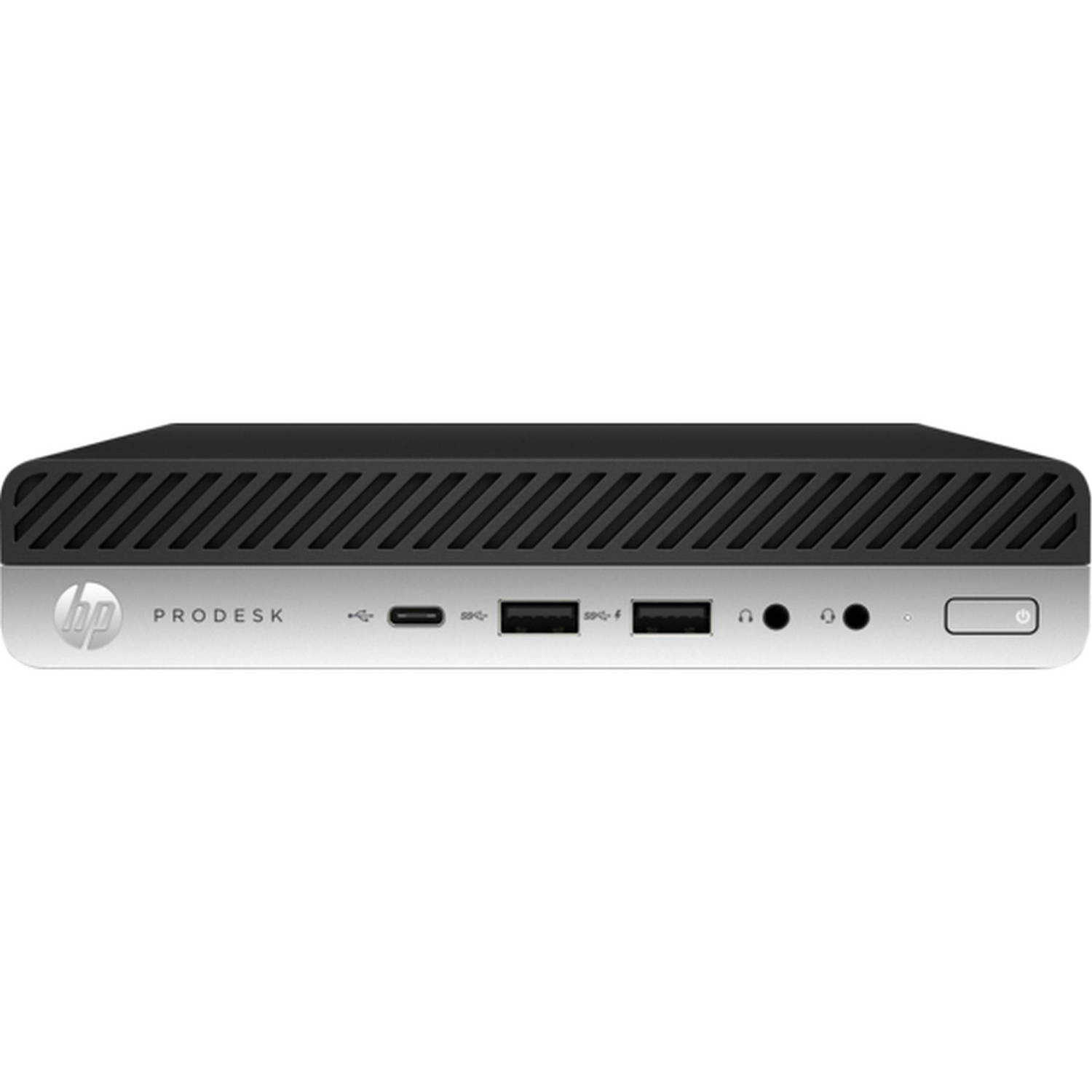HP EliteDesk 800 35W G3 Desktop Mini PC w/ Intel i7-7700T, 8GB RAM & 1TB HDD