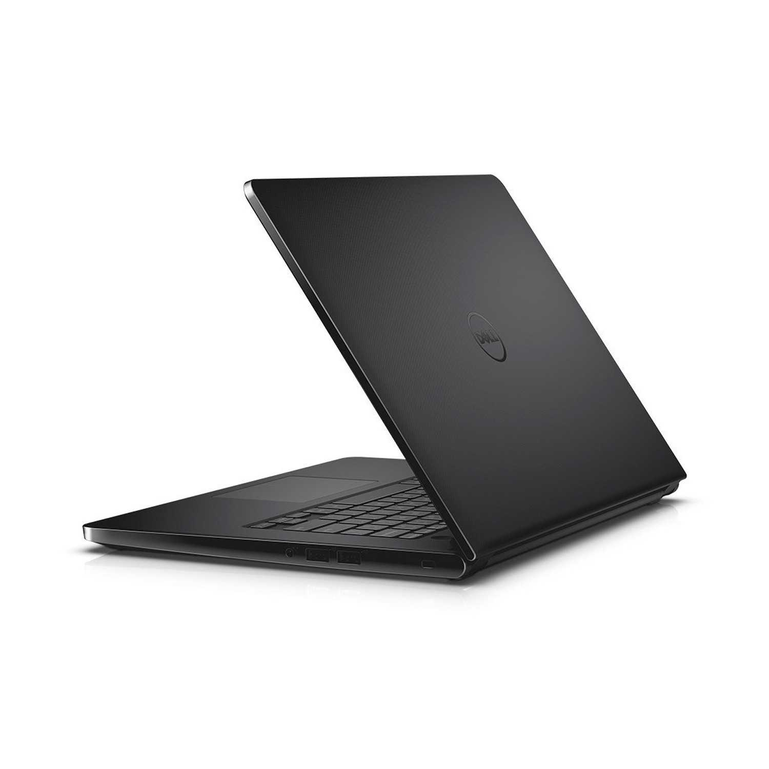 Dell Inspiron 15-5566 Intel Core i7-7500U X2 2.7GHz 8GB 1TB 15.6', Black (Certified Refurbished)