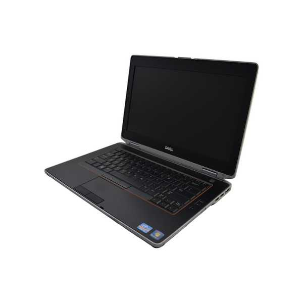 Dell Latitude E6420 14.0' Standard Refurb Laptop - Intel i5 2520M 2nd Gen 2.5 GHz 4GB SODIMM DDR3 SATA 250GB DVD-ROM Win 10 Pro